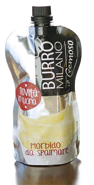 scopri il Burro Milano nella comoda confezione da 175 gr